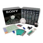 Murata (formerly Sony) Basic Watch Battery Starter Kit