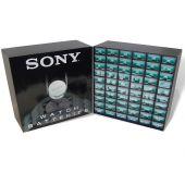 Sony Watch Battery Organizer Cabinet - 60 Drawers