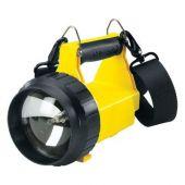 Vulcan Standard System - IEC Type A (120V) AC/12V DC - shoulder strap & charging rack - (8WS) - Yellow