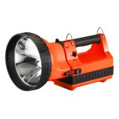 Streamlight HID LiteBox 45601 Rechargeable Lantern with 120V AC/DC Charger - Standard System - Orange