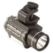 Streamlight 69140 Vantage LED Helmet Mounted Flashlight - Angle Shot