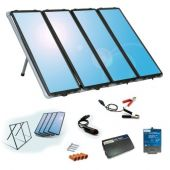 SunForce Solar 60 Watt Solar Back up Kit
