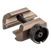 SureFire M75 Thumbscrew Mount for MIL-STD-1913 Rail - Tan