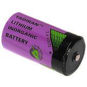 Tadiran XOL C 8500 mAh 3.6V Lithium Thionyl Chloride (Li-SOCI2) Battery (TL4920)